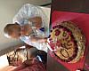 Медовик со сметанным кремом, пошаговый рецепт с фото