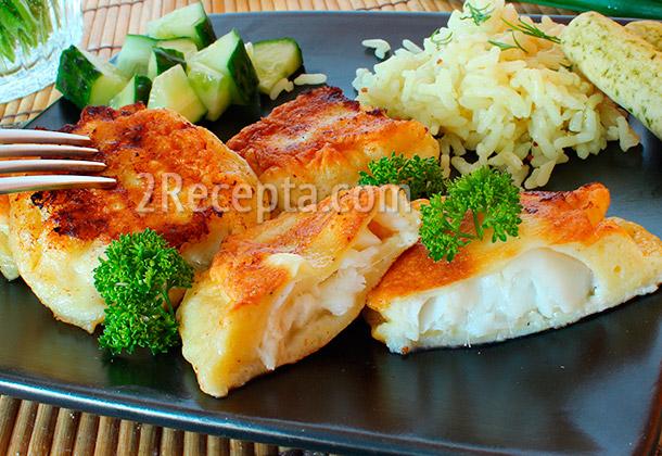 рыба в кляре как готовить