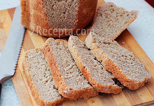 Рецепт пшенично ржаного хлеба для хлебопечки сырые дрожжи — photo 7