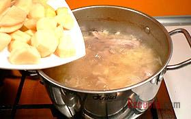 Щи со свининой, пошаговый рецепт с фото