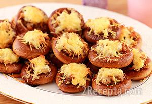 Перцы фаршированные фаршем запеченные в духовке рецепт 77