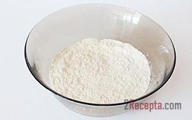 """Творожный пирог """"Брусничная поляна"""" – кулинарный рецепт"""