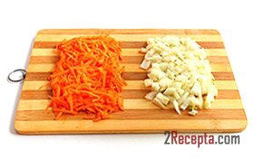 Запеканка из кабачков с соусом из томатов, пошаговый рецепт с фото